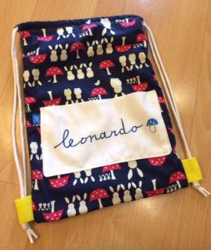 Zainetto personalizzato fatto a mano per i tuoi bimbi! – Vicenza – Schio – MAISON TADA