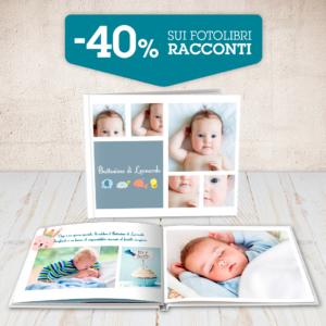 Offerta Fotolibri per eventi e cerimonie da Fotografie Dalla Vecchia – Marano Vicentino – Vicenza