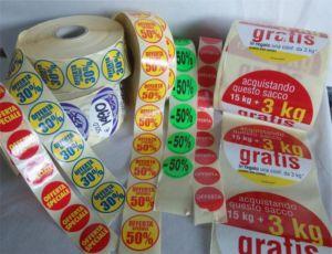 Etichette autoadesive in rotolo – Padova – Vigodarzere, Cadoneghe, Rubano – Frama Etichette srl