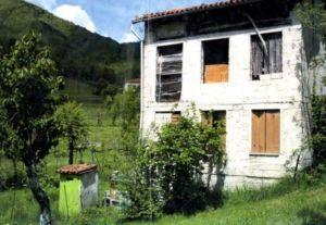 Casa da ristrutturare in zona tranquilla a Valdagno – Vicenza