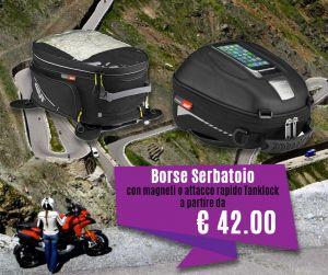 Borsa Serbatoio – Motoland – Ferrara