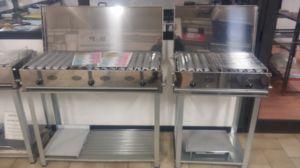 barbecue inox gas gpl-oma affilatura-ferrara