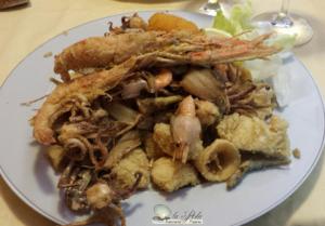 Specialità a base di pesce – Vicenza – Schio – Ristorante Pizzeria La Perla
