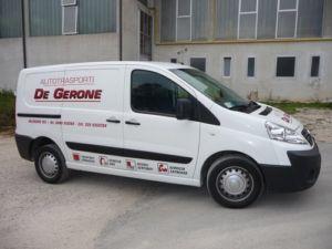 Servizio trasporto express – Verona – AUTOTRASPORTI DE GERONE