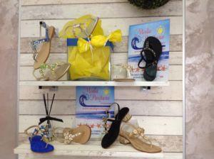 Sandalo gioiello bambina donna  modapositano – New Sneakers – Lido degli Estensi