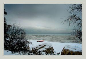 …al mare d'inverno