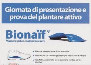 Plantare attivo BIONAIF per la POSTURA – giornata di presentazione – Vicenza, Castelgomberto, Trissino, Cornedo Vicentino, Valdagno – Farmacia Marangon