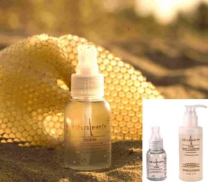 Fluido ristrutturante per capelli fini al miele – Vicenza – Salone Francesco