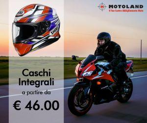 Caschi Integrali a partire da €46.00 – Motoland – Ferrara