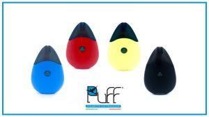 Nuovo kit per sigarette elettroniche da Puff a Vicenza