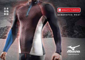 Offerta Mizuno Breath Thermo-Bologna-Sport Market Gelli