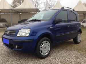 FIAT PANDA NAT.POWER
