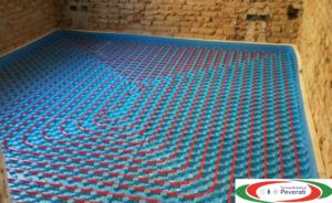 Impianti di riscaldamento a pavimento – Ferrara – Termoidraulica Peverati