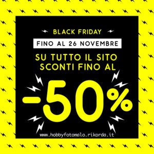 BLACK FRIDAY DA HOBBY FOTO A MALO (VI)