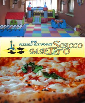 Ottima pizzeria con area bimbi – Vicenza – Castelgomberto – Pizzeria Scacco Matto