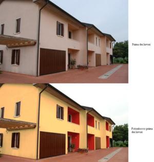 Interventi in edifici di interesse storico ed artistico – Vicenza – Costabissara, Monteviale, Caldogno – NUOVA B.B.I.A.