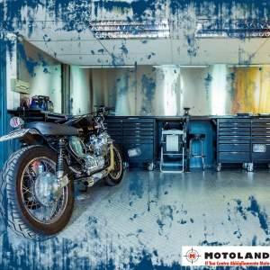 RIMESSAGGIO   MOTO   La stagione motociclistica volge al termine ed una  buona cura della tua moto  eviterà brutte sorprese in primavera        Sco