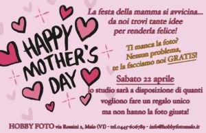 Festa della mamma da Hobby Foto Malo (VI)