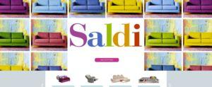 Sconti fino al 70% su 1.000 prestigiosi divani -Dondi Salotti – Udine