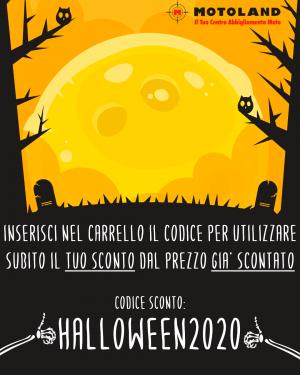 SCONTI DA PAURA     Iniziano le nostre promozioni di Halloween con sconti su tantissimi prodotti.    Scegli il tuo prossimo casco integrale o un