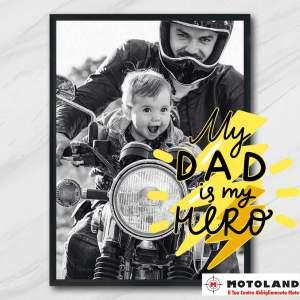 Il papà più speciale è il motociclista!A lui abbiamo riservato uno speciale sconto  valido da  Venerdì 19 Marzo !   Inserisci nel carrello il codic