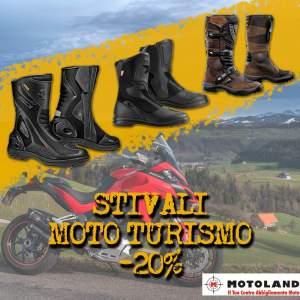 -20% sui Migliori Stivali Moto Turismo Impermeabili     Abbiamo selezionato per te i  migliori Stivali per Moto Turismo Impermeabili       con un