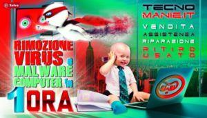 PULIZIA IMMEDIATA DI VIRUS PUBBLICITARI DAL VOSTRO COMPUTER !!!