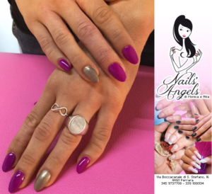 Salone per manicure e unghie nail art – Ferrara – Nails' Angels di Monica
