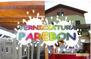 Ripristino serramenti – Vicenza – Villaverla, Creazzo, Montecchio Maggiore – Verniciatura Parebon